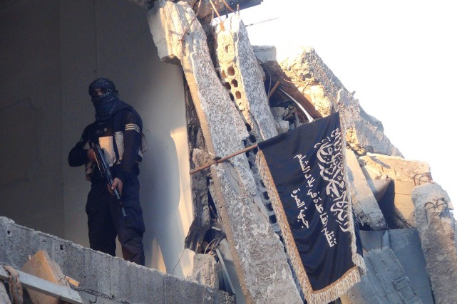 Le groupe djihadiste n'a lui pas confirmé le... (PHOTO RAMI AL-SAYED, ARCHIVES AFP)