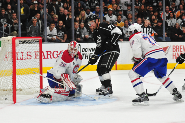 Relisez notre clavardage du match entre le Canadien et les Kings de Los Angeles. (Photo Gary A. Vasquez, USA Today)