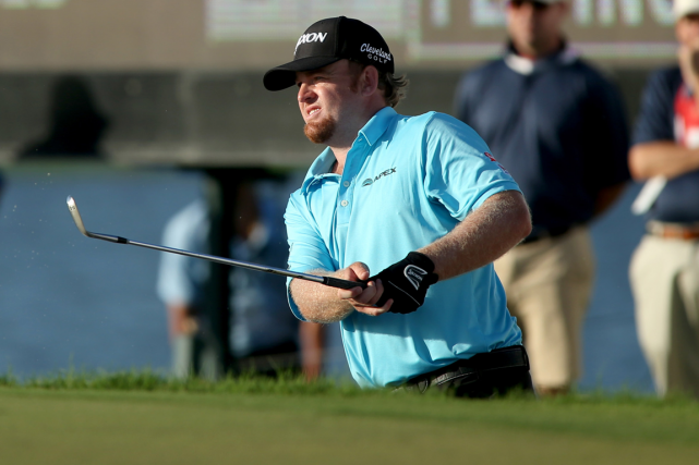 J.B. Holmes... (Photo Jason Getz, USA Today)