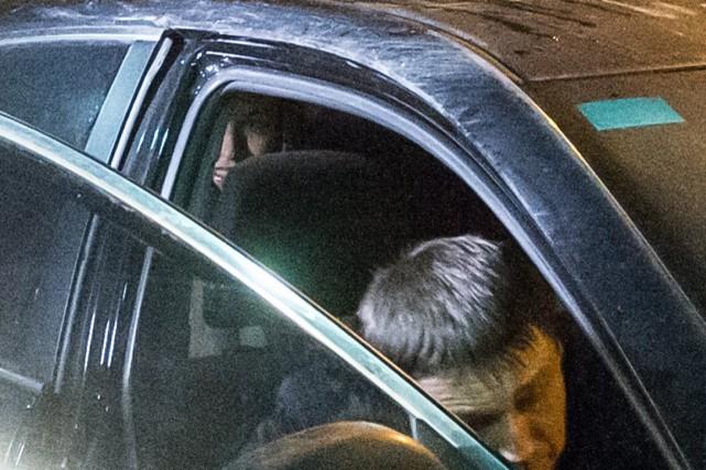 Après avoir été interrogée par les enquêteurs russes,... (PHOTO VOLODYMYR SHUVAYEV, ACRHIVES AFP)