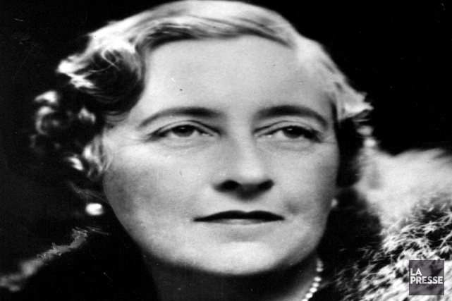 Agatha Christie... (Archives, La Presse)