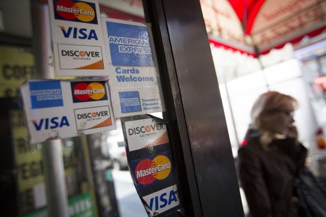 L'encours des crédits à la consommation en janvier... (PHOTO ARCHIVES BLOOMBERG)