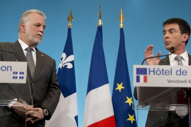 «Nos gouvernements, nos services doivent collaborer de façon... (Photo AFP)