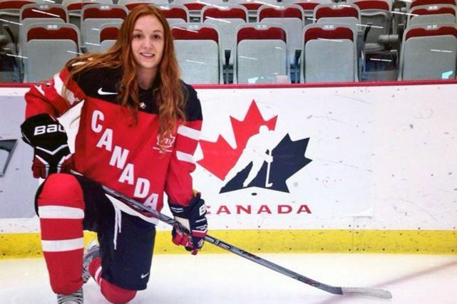 La hockeyeuse Josiane Pozzebon soutient que l'accessibilité à... (Courtoisie)