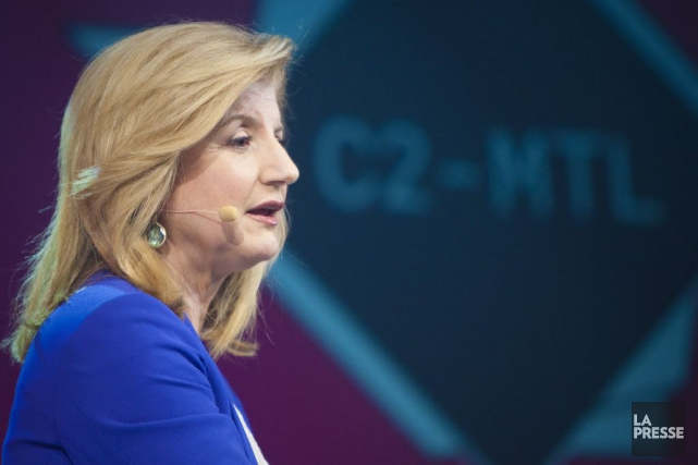 Arianna Huffington, patronne du Huffington Post... (Photo Andre Pichette, Archives La Presse)