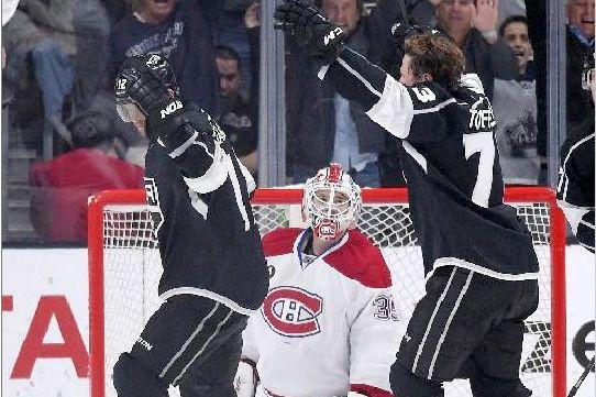 Jeudi, le Canadien était à 45 secondes de... (Photo AP, Mark J. Terrill)