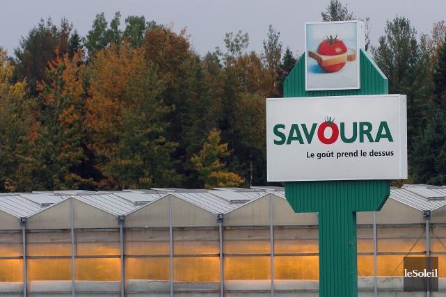 Avec la vente de ses actifs, Savoura risque... (Photo Jean-Marie Villeneuve, archives Le Soleil)