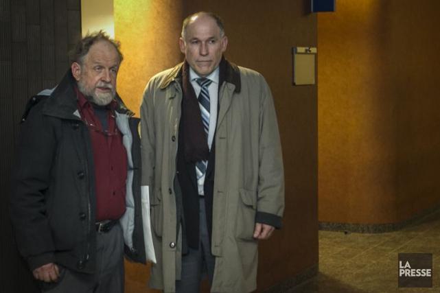 Sylvain Gaudreau est accusé de voie de fait... (PHOTO OLIVIER PONTBRIAND, ARCHIVES LA PRESSE)