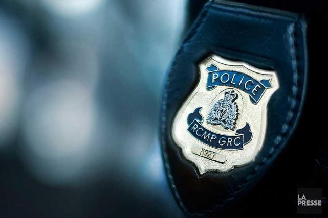 La Gendarmerie royale du Canada (GRC) demande l'aide de deux organisations de... (PHOTO ARCHIVES LA PRESSE)