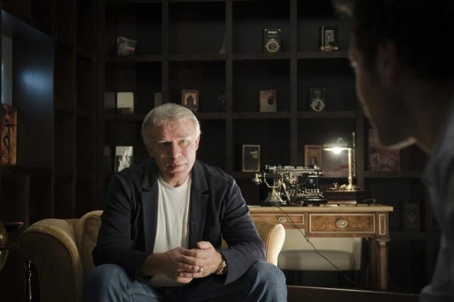 Fetisov a peu à peu réalisé que le... (Photo AP)