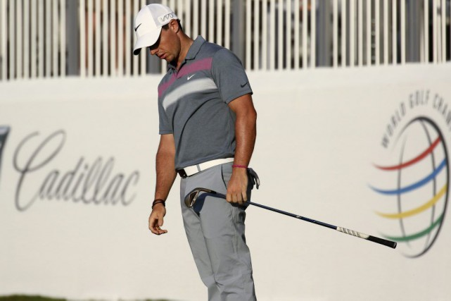 Rory McIlroy... (Photo J Pat Carter, AP)