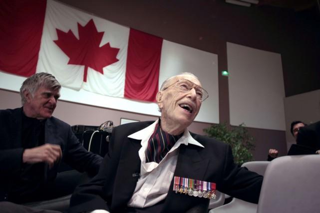 Le lieutenant-colonel Côtéavait été responsable de la logistique... (PHOTO CHARLY TRIBALLEAU, ARCHIVES AFP)
