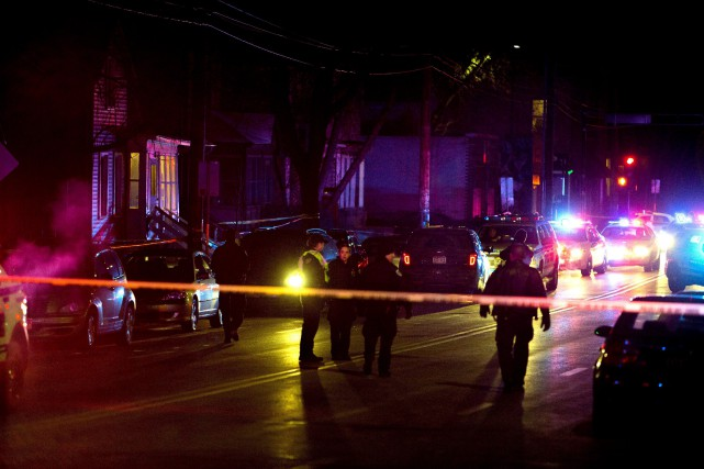 La police n'a pas identifié le jeune homme,... (PHOTO AP/WASHINGTON STATE JOURNAL)