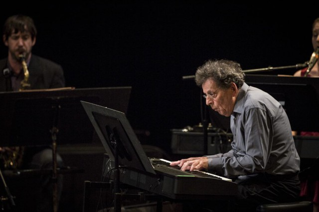 Le compositeur et claviériste américain Philip Glass.... (Photo Chad Batka, The New York Times)