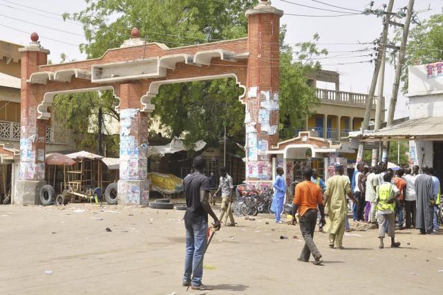 De nombreux enfants ont été tués par ces... (Photo Jossy Ola, AP)