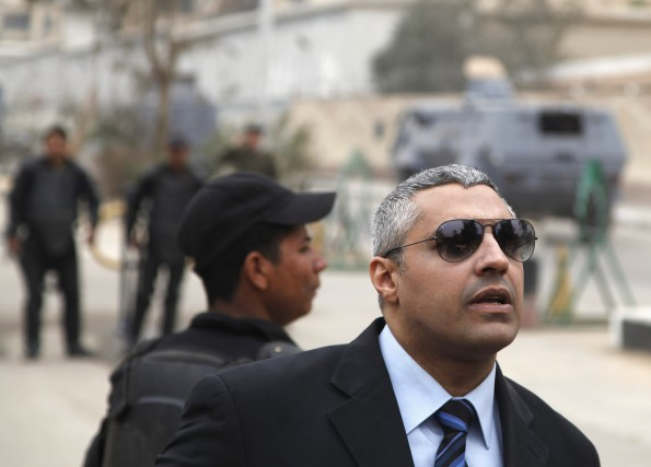 Mohamed Fahmy... (Photo archives Reuters)