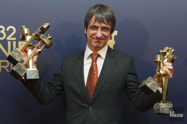 Le réalisateur du film Monsieur Lazhar, Philippe Falardeau,... (Archives, Reuters)
