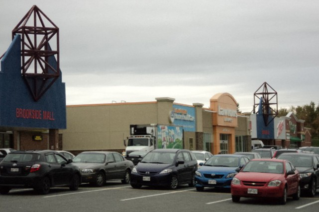 Le Brookside Mall de Fredericton, au Nouveau-Brunswick.... (Photo fournie par le Brookside Mall)