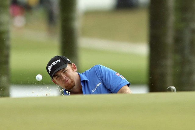 J.B. Holmes... (Photo Jason Getz, USA TODAY Sports)