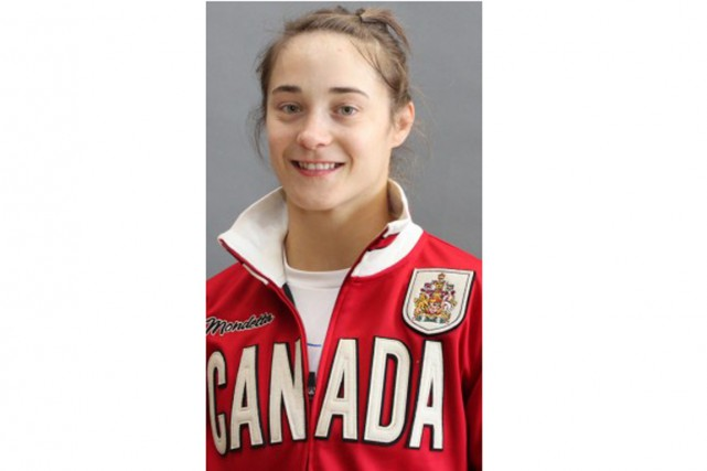 Stéfanie Tremblay... (Photo fournie par Judo Canada)