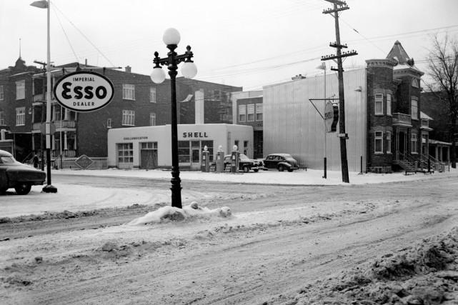 En 1952...... (Archives Ville de Québec, No de négatif : N003201)