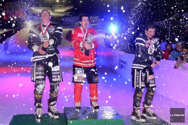 La finale masculine de la Coupe Riders à... (IMACOM, Maxime Picard)