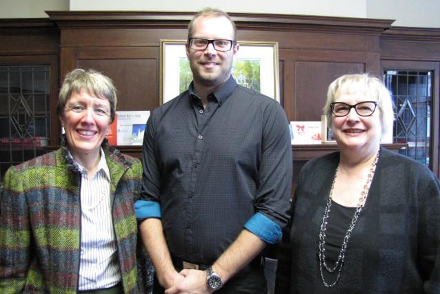 Ian Tardif fait partie des trois actionnaires qui... (Photo fournie, Sherbrooke Innopole)