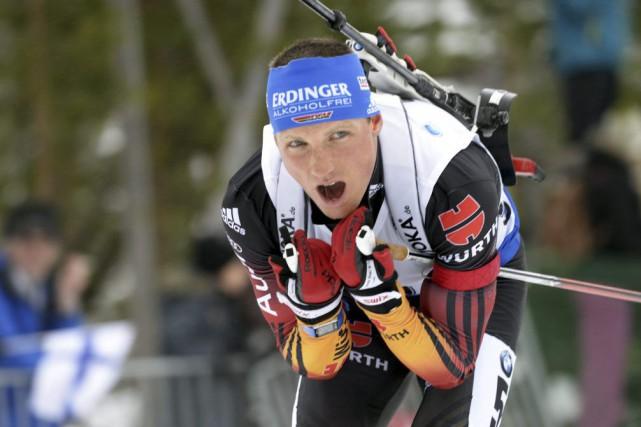 Erik Lesser... (Photo Markku Ulander, AP)