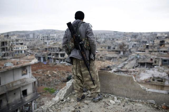 L'ONG Amnistie internationalea accusé mardi le régime syrien d'avoir violé le... (Photo: AP)