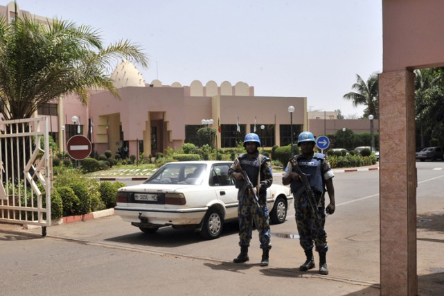 La Mission de l'ONU au Mali a déploré... (Photo: AFP)