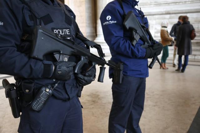 Une jeune Belge, expulsée de Turquie où elle a été interceptée jeudi à son... (Photo: Reuters)