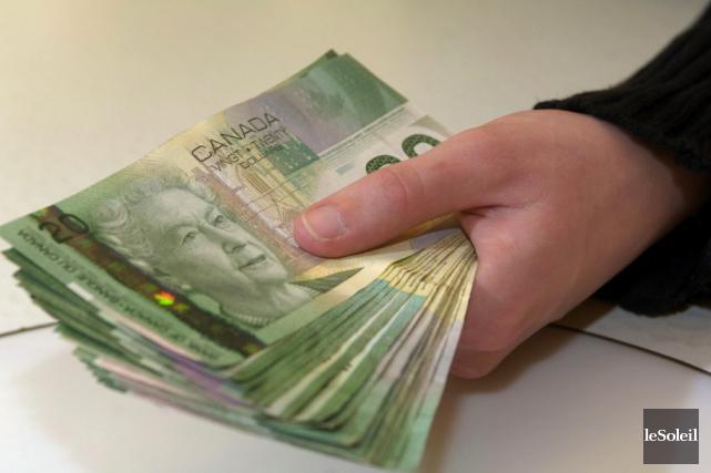 Si j'avais investi mon argent dans des biens de luxe, j'aurais payé une taxe... (Photothèque Le Soleil)