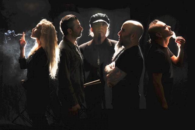 Le guitariste d'Anthrax Scott Ian, qui a réalisé...