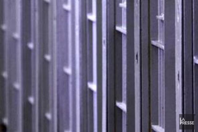 Un meurtrier derrière les barreaux depuis près de 30ans est mort d'une cause... (PHOTO ARCHIVES LA PRESSE)