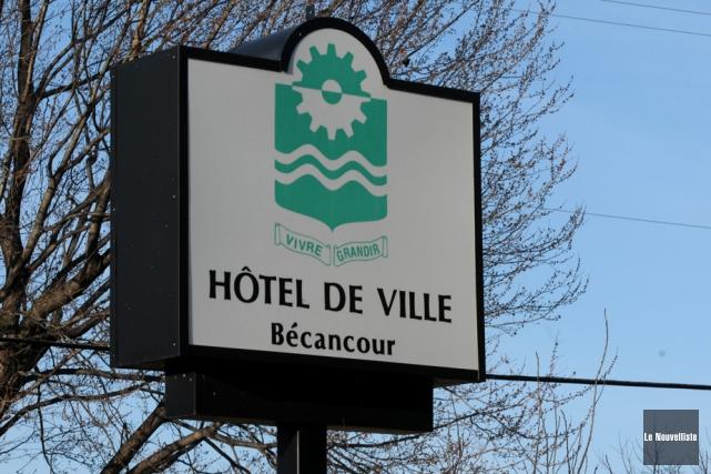 La Ville deBécancour.... (Photo: François Gervais, Le Nouvelliste)