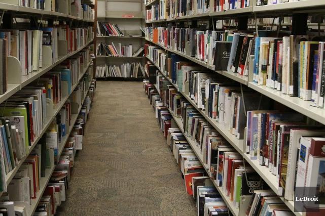 J'ai récemment appris avec regret que la bibliothèque que je fréquente ferme... (Archives LeDroit)