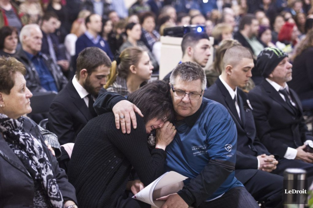 La mère des jumeaux, Éricka Cormier, était dévastée... (Martin Roy, LeDroit)