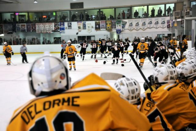 L'Équipe du Centre-du-Québec a dû s'avouer vaincue face... (Photo collaboration spéciale Éric Beaupré)