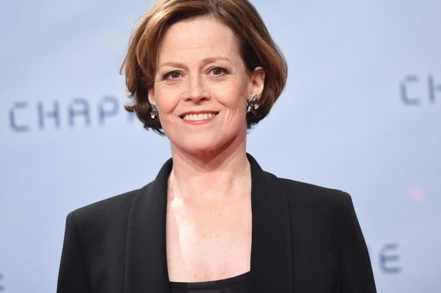 Sigourney Weaver... (Photo: AFP)