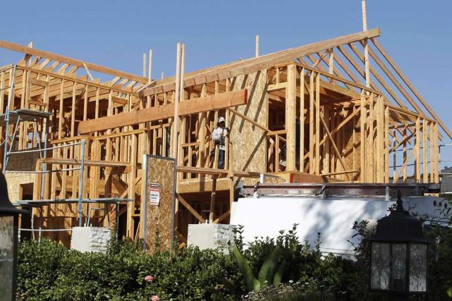 La Société canadienne d'hypothèques et de logement a... (PHOTO ARCHIVES ASSOCIATED PRESS)