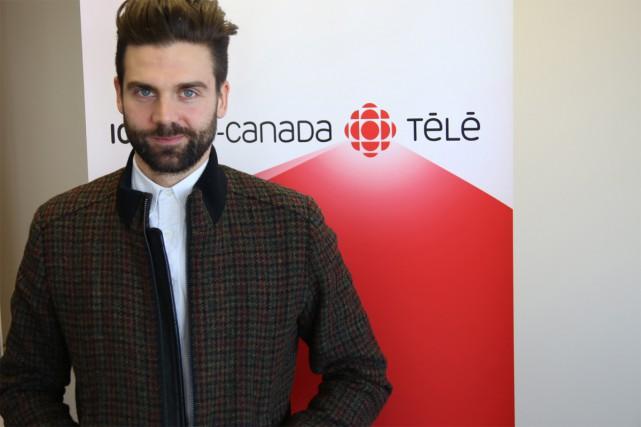 L'animateur Jean-Philippe Wauthier... (Photo: fournie par Radio-Canada)
