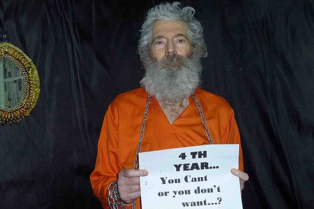 Robert Levinson, 67 ans, a disparu dans de... (PHOTO FOURNIE PAR LA FAMILLE)