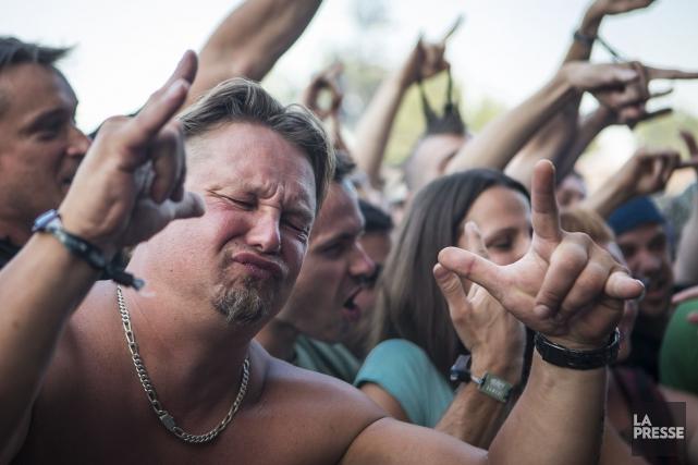Fort de son année record avec la prestation de Metallica l'an dernier, Heavy... (Photo Olivier Pontbriand, archives La Presse)