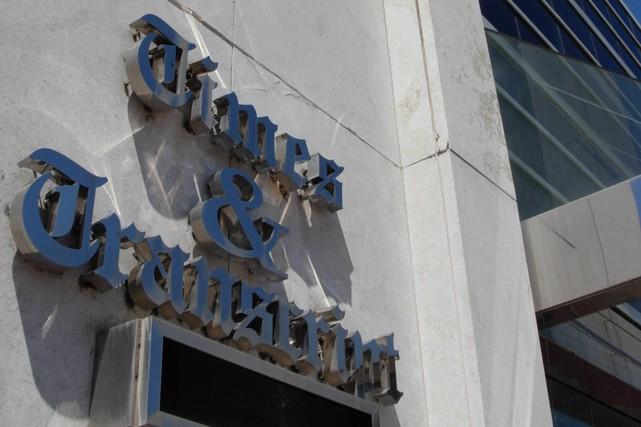LeMoncton Times and Transcriptfait partie des quotidiens touchés.... (Photo : Wikipédia)