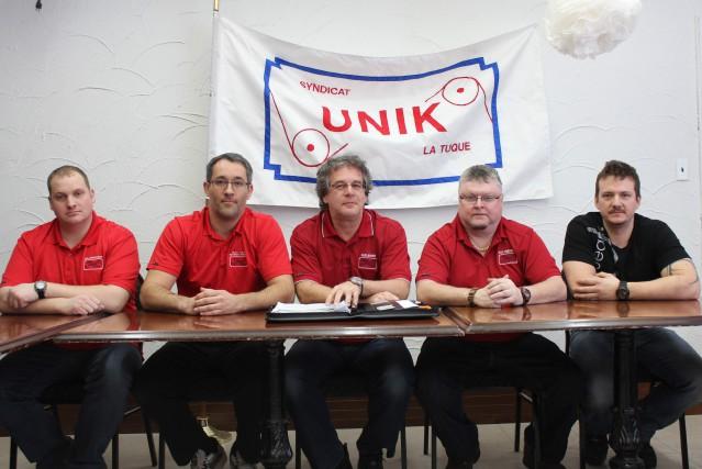 Les membres du syndicat se prononceront mardi. Sur... (Audrey Tremblay)