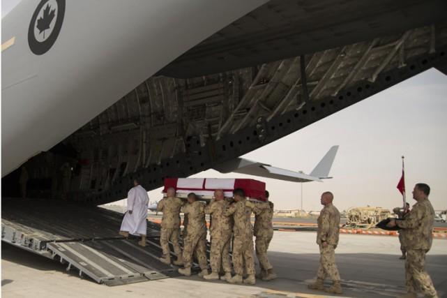 Le gouvernement canadien et les forces kurdes ne... (Photo: Reuters)