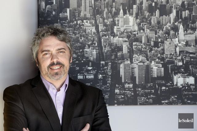 Le directeur de l'Institut de développement urbain du... (Le Soleil, Jean-Marie Villeneuve)