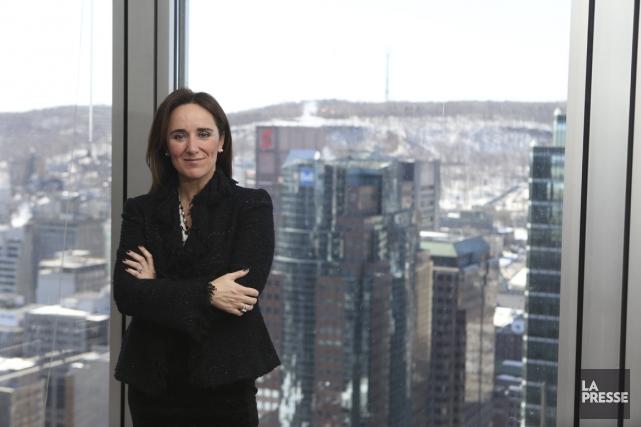 Selon Brigitte Vachon, associée et leader chez Deloitte... (PHOTO MARTIN CHAMBERLAND, ARCHIVES LA PRESSE)