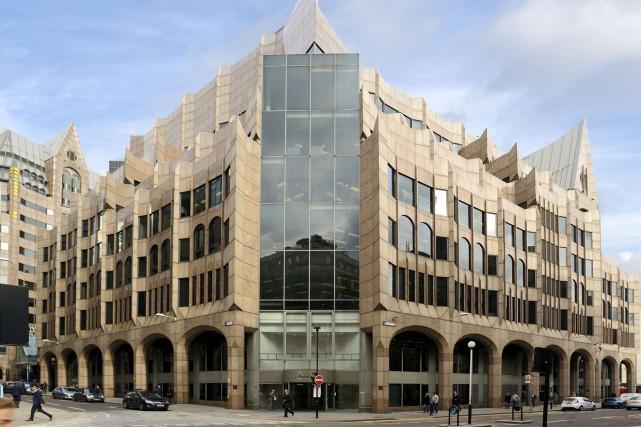 Ivanhoé Cambridge acquiert le 3 Minster Court dans... (Photo Groupe CNW/Ivanhoé Cambridge)