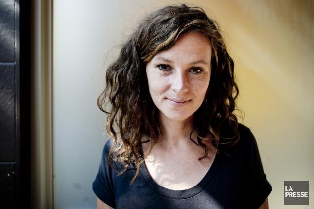 Marie Larocque... (Photo: Marco Campanozzi, La Presse)
